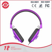 Factory direct sales 2015 Hottest wireless Mp3 sport bluetooth headphone for mobile phone