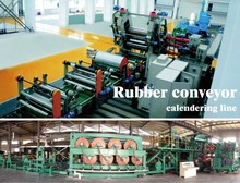 Double Elephant Brand rubber conveyor belt making machine line
