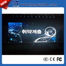 Latest new design competitive price 16 bits p10 indoor led billboard