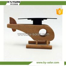 Wholesale energy Solar powered toy helicopter for kids