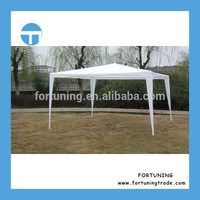 Small MOQ accepted 3*9M steel replacement gazebo parts