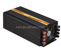Factory Direct Sell 12VDC to 110VAC 60HZ 4000W Pure Sine Wave Power Inverter for Home Solar System