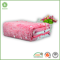 New Style Design Double-Sided Plush Signature Blankets