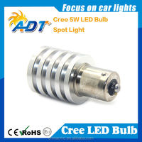 2014 newest hot sale Auto bulbs BA15S/1156/BAU15S USA CR led lamp S25 auto car led USA CR 5W China made