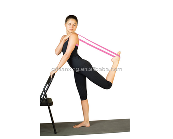 "41"" Dance & Gymnastics Training Leg Stretcher Powerful Ballet Stretch Band"