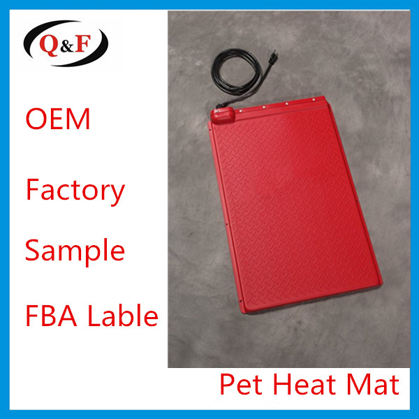 High-quality battery floor pad pet pet heated mat
