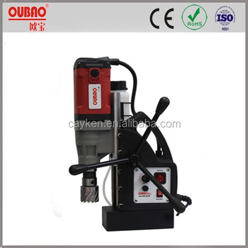 professional portable electric industrial magnetic annular cutter OB-545E