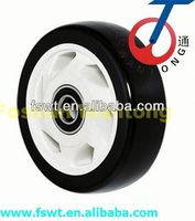 Washing Machines Diamond Furniture Small Fixed Trolley refrigerator casters wheels
