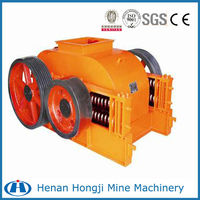 The most small roll crusher with low operating cost