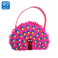 Hot-Selling High Quality 100% Polyester Felt Animal Shapes Basket