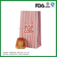 microwave popcorn packaging bags