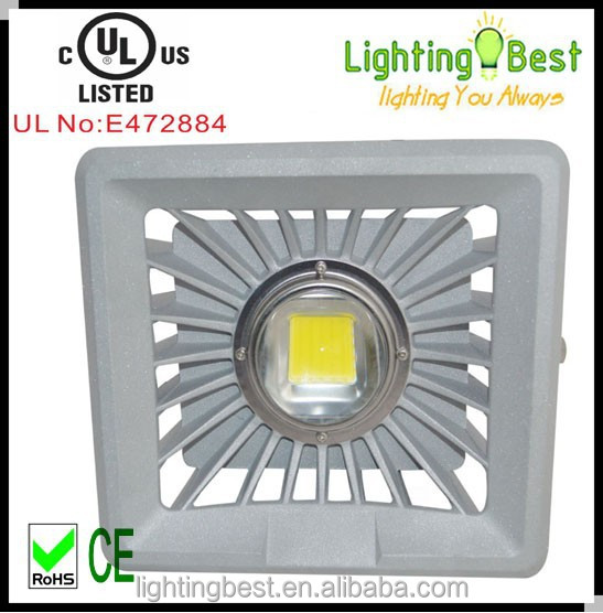led outdoor flood light 120v for building outside wall 3 years warranty