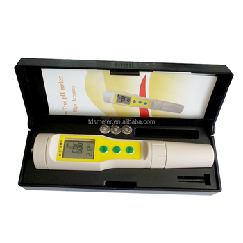 2018 Hot selling high quality ph tester digital PH meter