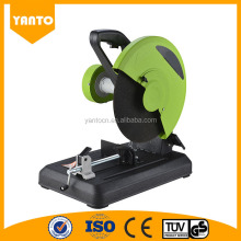 High Quality electric metal 350mm electric cut off machine saw for cut steel