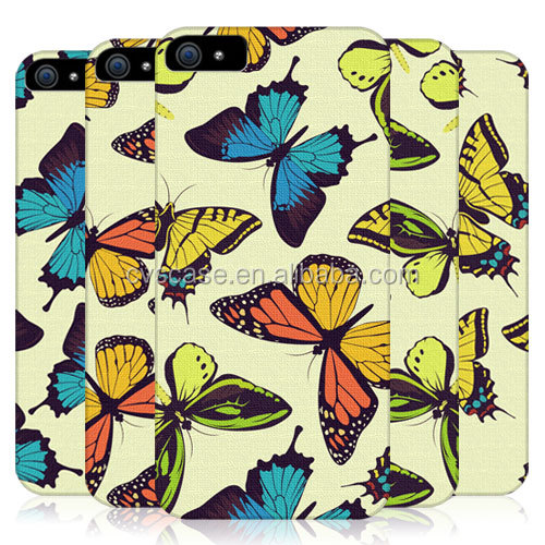 Butterfly Pattern China Supplier Mobile Phone Case Printer