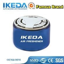 ikeda brands hot sale best car initial car air freshener room freshener automatic india