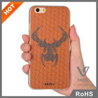 JULES.V Hot Selling Sublimation 3D Mobile Phone Case For iPhone 6