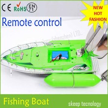 Bait boat Automatic frequency control device Fishing cruise time about 2 hour with lower noise.