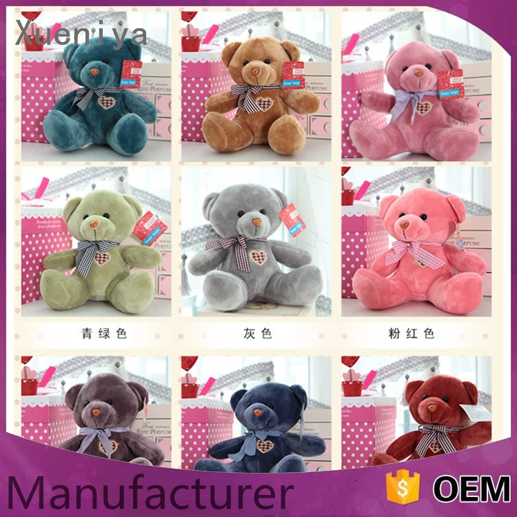 brand new design promotional multifunctional boonie bears plush toys