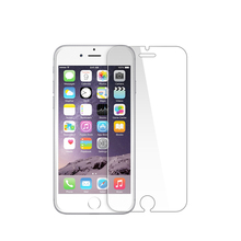 9h color touch nano anti-peep flexible glass screen protector for apple 6 mobile phone film