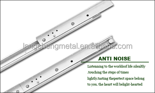 Aluminium alloy Synchronous table Slide(extension table mechanism)
