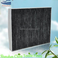 Hot sale fiber Factory direct sales car cabin car air filter