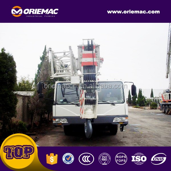 50 TON Zoomlion Crane QY55D531.1 with Spare Parts Available