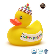 Birthday Party caoutchouc canard