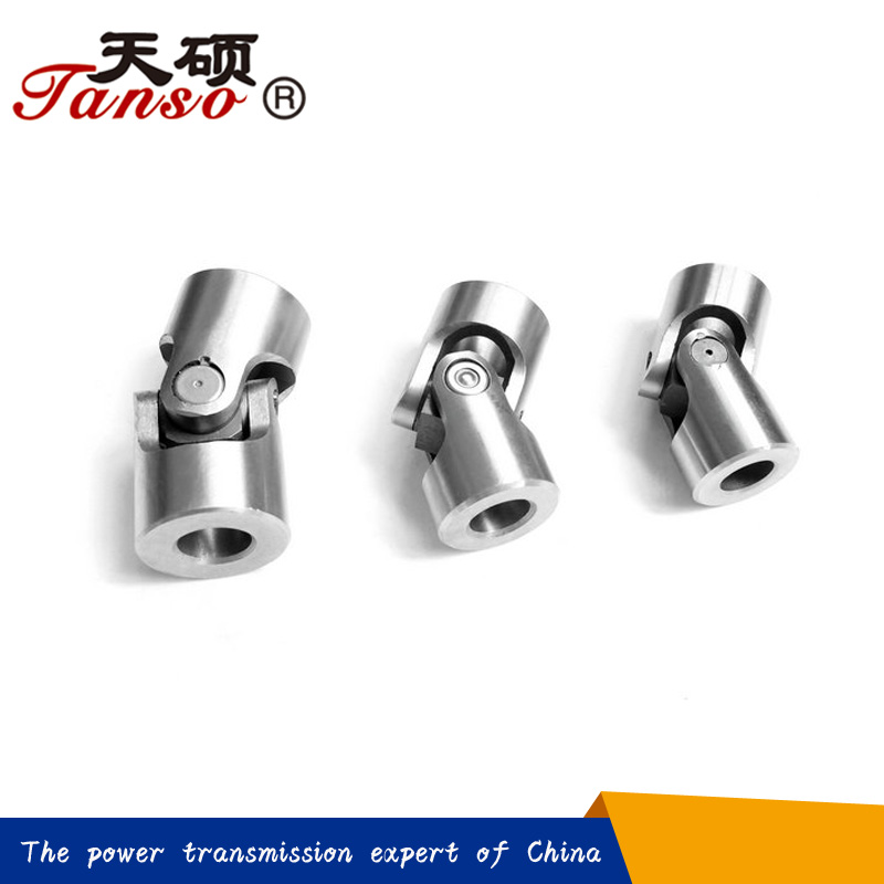 Stainless steel small universal joints/cardan joints