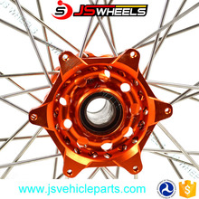 Colored Aluminum Wheel Hubs For Pit Bike KTM SX250 EXC250 SXF 250