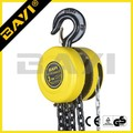 Easy operating quick lifting type 3 ton chain block vital chain block