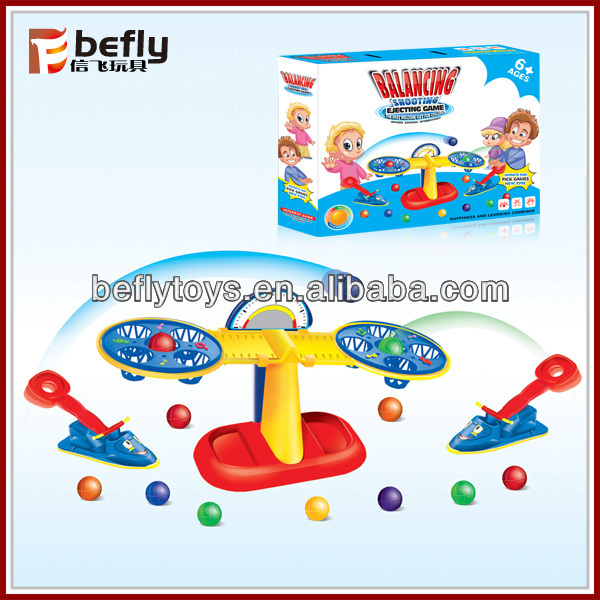 Balancing shooting game for kids best selling toys 2014
