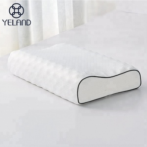 100% natural thailand relax head & neck latex contour pillow