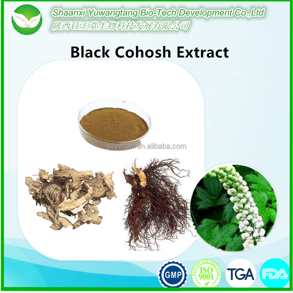 Rattlesnake herb=black cohosh extract / Terpene glycoside