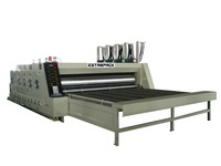 ESTARPACK Good Price Corrugated Carton Box Semi-Automatic Printer Slotter Rotary Die Cutter