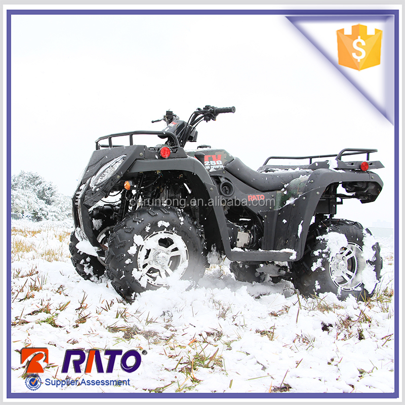 China supplier automatic 4 stroke 250CC ATV quad