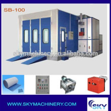 SB-300 factory price/automotive paint supplies/spraying booth