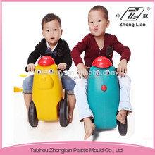 Manufacturer durable 2017 trending products rocking horse balance toy