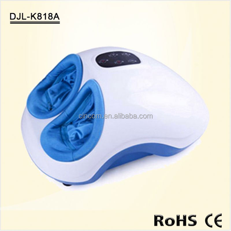 Electric Muscle Stimulator Tens Machine Pain Management 2014 New Foot Massager Empi Tens Unit