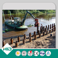 barge boats watermaster dredger sale Used Caly Emperor in China Chinese watermaster price of dredger for sale