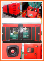 375kva diesel generator set silent type