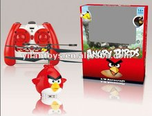 New arrival! Mini flyer,Cartoon flying balls, rc birds with LED light