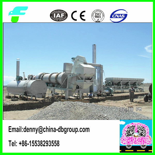 20t/h CE and ISO China Factory asphalt emulsion making machine