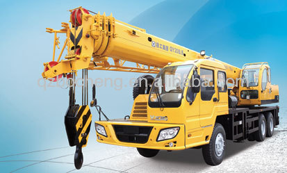 XCMG used crane trucks in uae