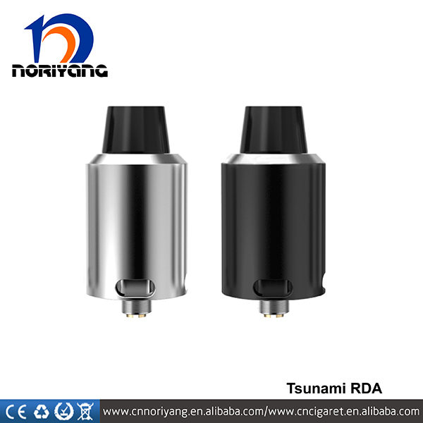 2016 Newest RDA Atomizer Velo-City Kenne-Dy Style Atty Tsunami RDA From Noriyang