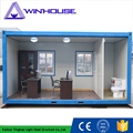 Modular prefabricated container house pre-made container house quick assemblely container house
