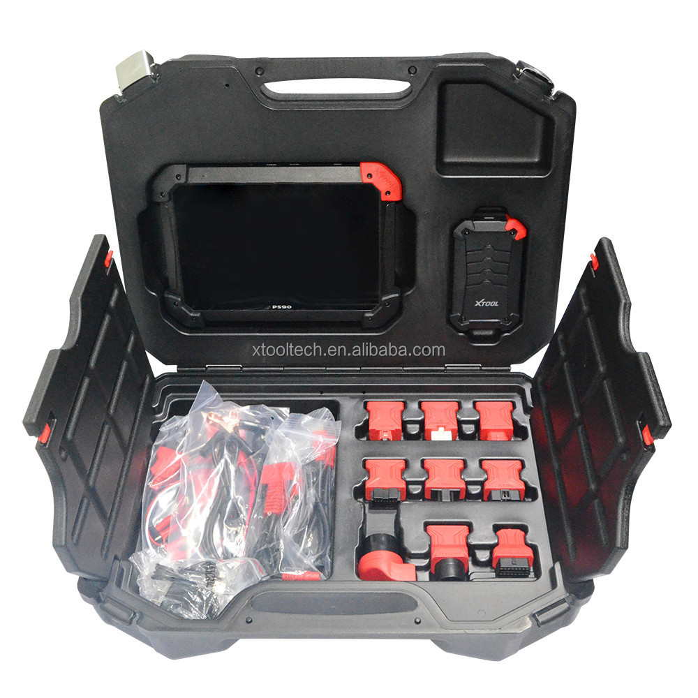 XTOOL PS90 Vehicle Diagnostics Tablet Diagnostic Scanner with Free Software Update