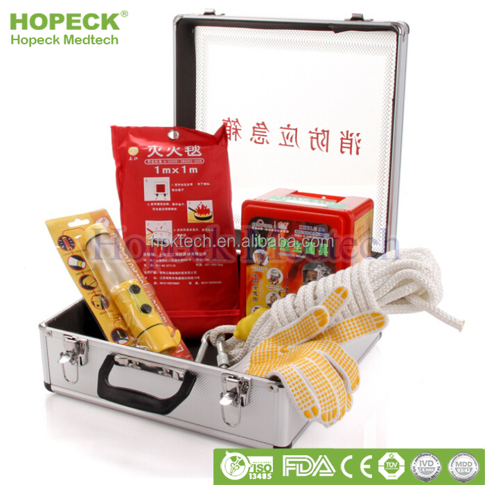Factory Custom Fire Emergency Kit Fire Fighting Kit