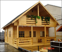 Prefabricated wood frame houses