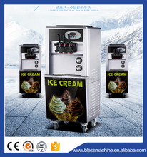 2017 domestic and overseas active demand Commerical Use Soft Ice Cream Machine